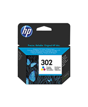 Hp 302 tri-color ink