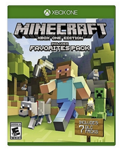XBOX ONE Minecraft Favorite Pack