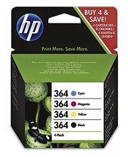 Hp 364 4-pack