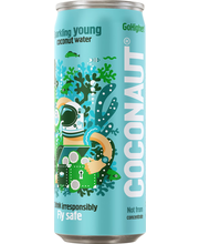 Young sparkling coconut water 320ml
