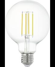 Lamppu e27 g95 6w kirkas