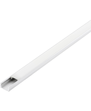 Eglo valaisinprofiili 1 pinta 9mm alumiini/valk