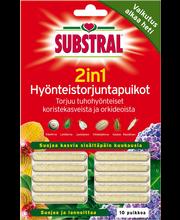 Substral 2in1 10kpl hyönteistorjuntapuikko