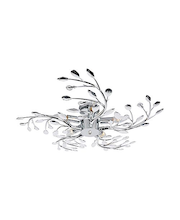 Plafondi-kattovalaisin Focus Flash 68546-5 65 cm