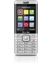Beafon C350 Puhelin, Hopea