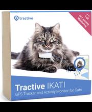 Tractive kissan GPS-paikannin