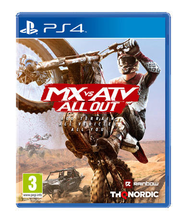 PS4 MX vs ATV all out