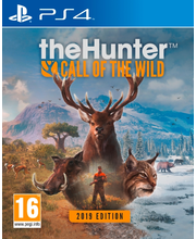 PS4 Hunter: Call of the Wild 2019 Edition