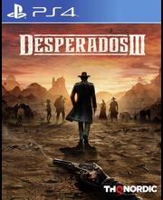 PS4 Desperados iii