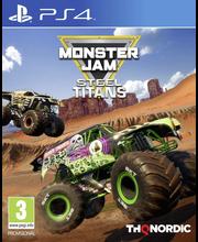 PlayStation 4 Monster Jam Steel Titans
