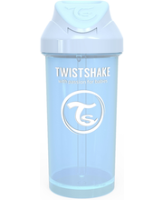 Twistshake Straw Cup 360ml Mixed colours FIN
