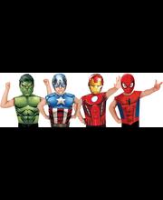 Marvel rooliasu, useita hahmoja