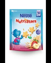 Nestlé NutriStars 50g Riisi-vehnämuro hedelmillä Banaani-mansikka 10kk