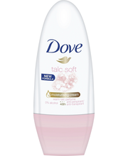 Dove 50ml Talc Soft ro...