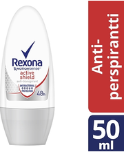 Rexona 50ml Roll-on Active Shield Female
