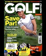 Golf Monthly aikakauslehti