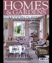 Homes & Gardens aikakauslehti