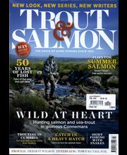 Trout & Salmon, UK, Harrastuslehdet