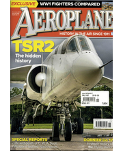 Aeroplane Monthly aikakauslehti