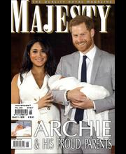 Majesty, aikakauslehti