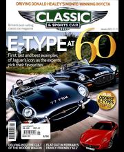 Classic & Sports Car aikakauslehti