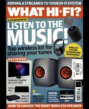 What Hi-Fi , UK, Harrastuslehdet