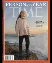 Time uutis-, talous- ja tiedelehdet