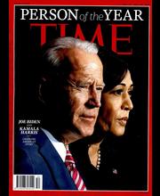 Time aikakauslehti
