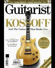 Guitarist aikakauslehti
