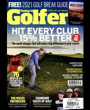 Todays Golfer aikakauslehti
