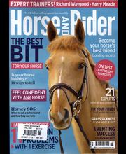 Horse & Rider, UK, Harrastukset