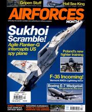 Airforces Monthly aikakauslehti