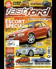 Fast Ford aikakauslehdet