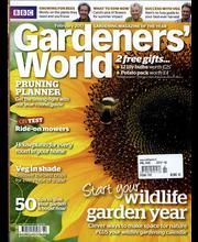 BBC Gardeners World asuminen