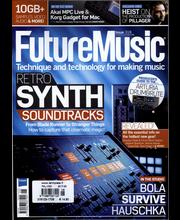 Future Music+DVD, UK musiikkilehdet