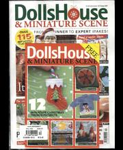 Dolls House and Miniature Scene aikakauslehti