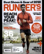 Runner's World (Eng/UK) aikakauslehti