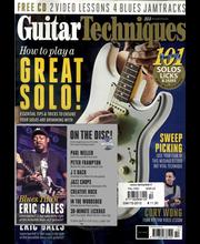 Guitar Techniques, UK Musiikkilehdet