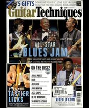 Guitar Techniques aikakauslehti