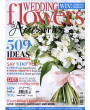 Wedding Flowers, Magazine