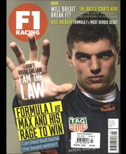 F1 Racing, aikakauslehti