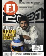 F1 Racing aikakauslehti
