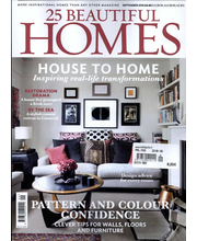 25 Beautiful Homes aikakauslehti