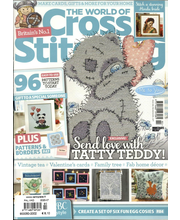 The World of Cross Stitching, UK käsityölehdet
