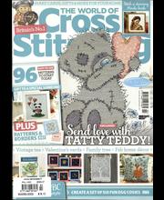 The World of Cross Stitching aikakauslehti
