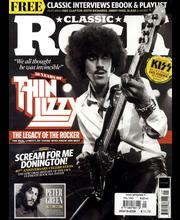 Classic Rock aikakauslehti