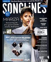 Songlines aikakauslehti