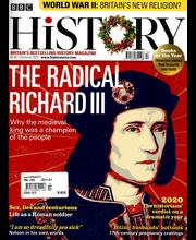 BBC History aikakauslehti