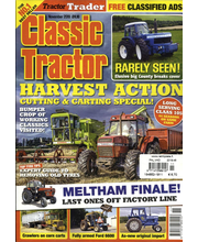 Classic Tractor aikakauslehti