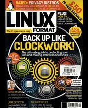 Linux Format DVD, UK aikakauslehti